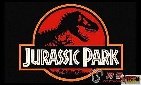 《侏罗纪公园》logo