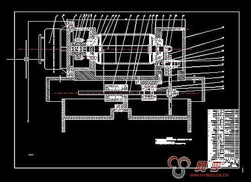 机械毕业设计:dk7732数控高速走丝电火花线切割机及控制系统