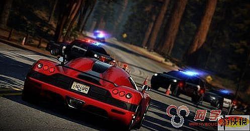 《极品飞车14》灵感来源于fps游戏《使命召唤》