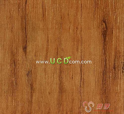 制作小木尺 导入素材木头底纹.