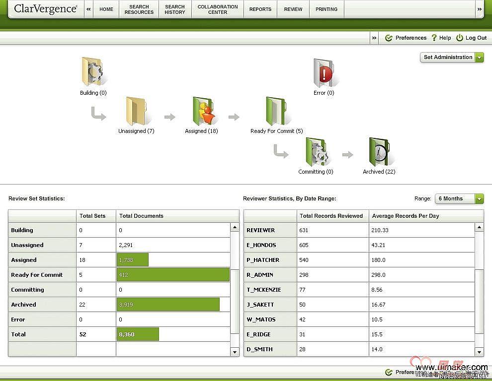 很漂亮的信息管理系统界面设计 数据库同步监控配置系统界面  &nbsp