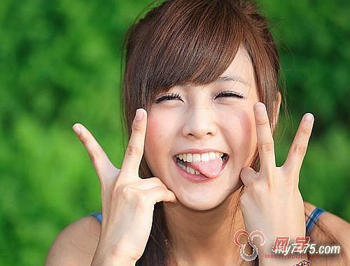 台湾美少女 网学