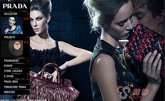 本文收集的这25个服装网站都来自国外的不同品牌,主要目的是为设计师