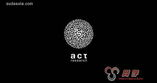 层次分明的创意logo设计欣赏_网学