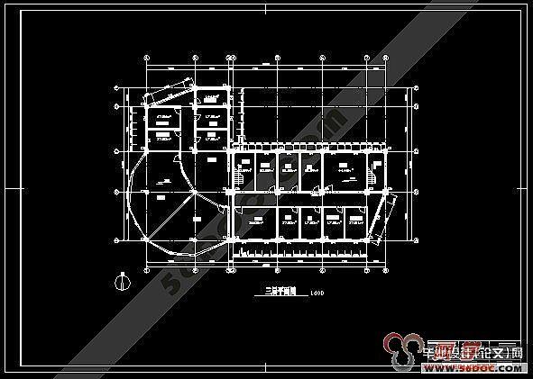 六层框架结构公司综合办公楼设计