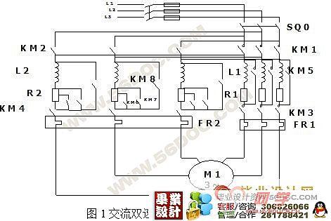 plc控制交流变频调速电梯系统的设计(论文)