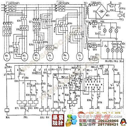 继电器接触器控制原理 …………………