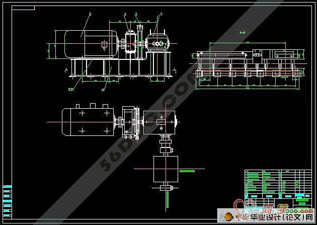 pvc电石给料机变频调速控制器的设计  带式输送机又称胶带运输机,其主