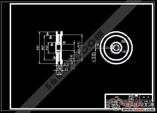 智能搬运车小车设计(机械部分+电路