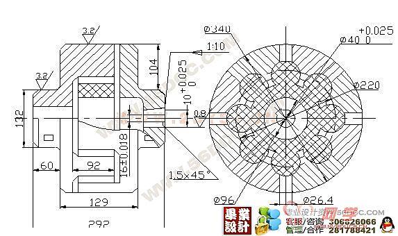 电梯曳引机驱动系统及控制电路设计(机电一体)
